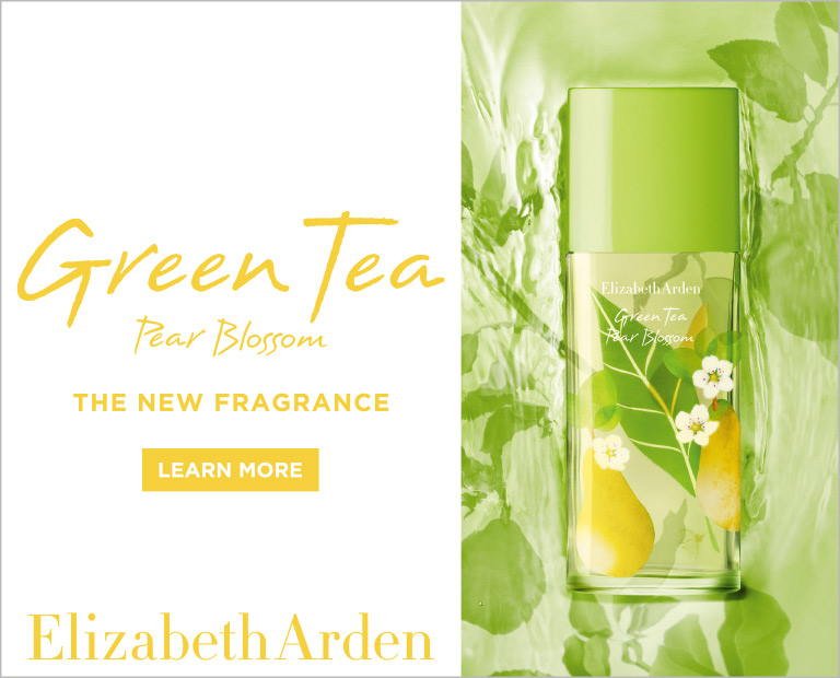 Green Tea Pear Blossom - Elizabeth Arden South Africa Perfume and Fragrances