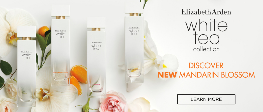 White Tea Mandarin Blossom - Elizabeth Arden South Africa Perfume and Fragrances
