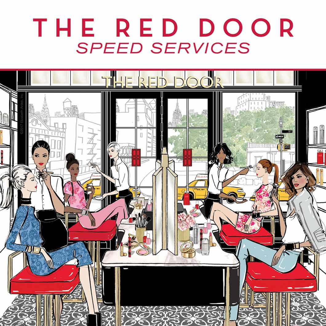 Red Door Experience - Speed Services
