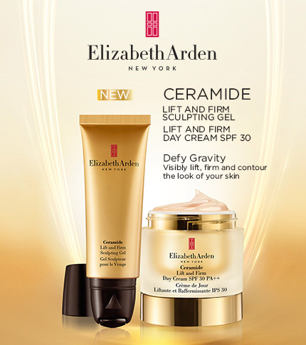 Ceramide Lift and Firm Sculpting Gel - Elizabeth Arden South Africa Skincare