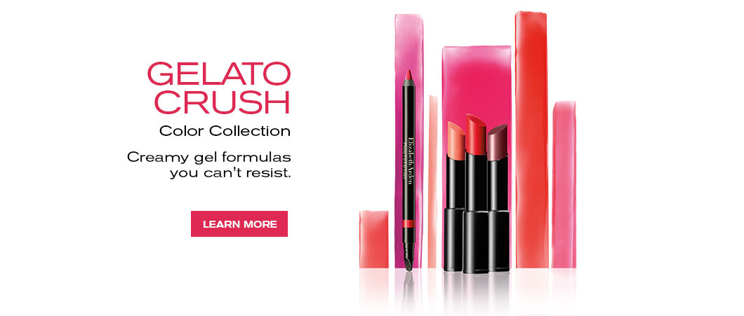 Gelato Crush Color Collection - Elizabeth Arden Makeup