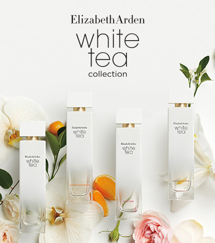 White Tea Collection - Elizabeth Arden Aouth Africa Perfume and Fragrances