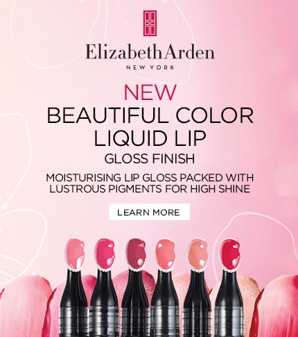 Elizabeth Arden South Africa : Makeup & Beauty : Lip Gloss