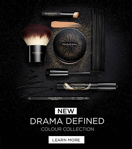 Elizabeth Arden South Africa : Makeup & Beauty : Drama Defined Collection
