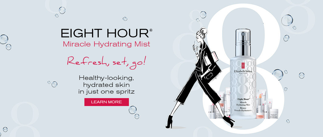 Elizabeth Arden South Africa : Eight Hour Cream Skincare