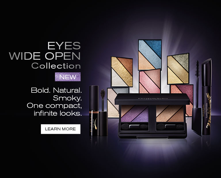 Elizabeth Arden South Africa : Makeup & Beauty : Eyes Wide Open Collection
