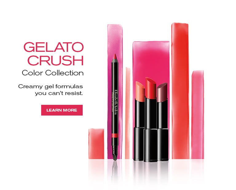 Elizabeth Arden South Africa : Makeup & Beauty : Gelato Crssh Color Collection