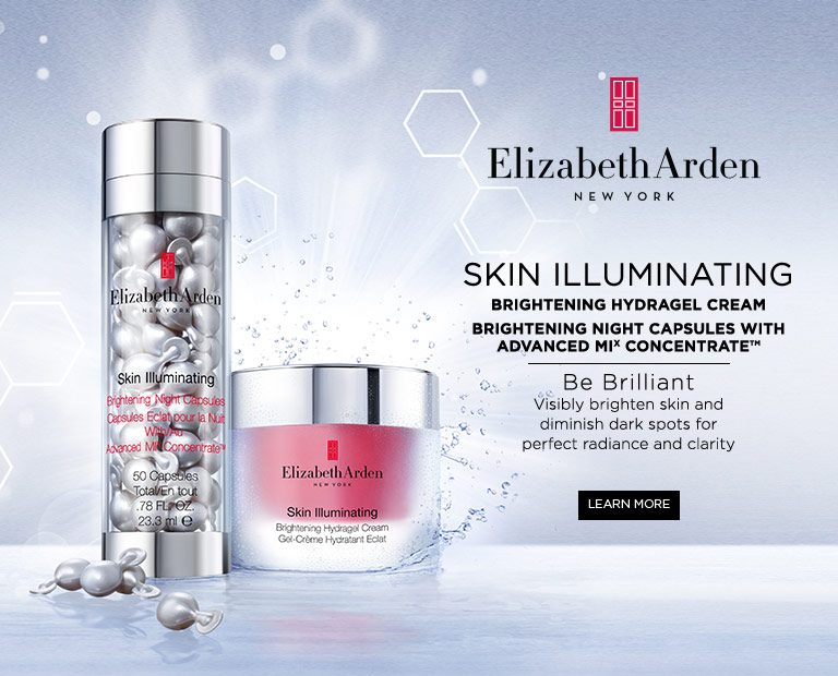 Elizabeth Arden South Africa : Skin Illuminating System