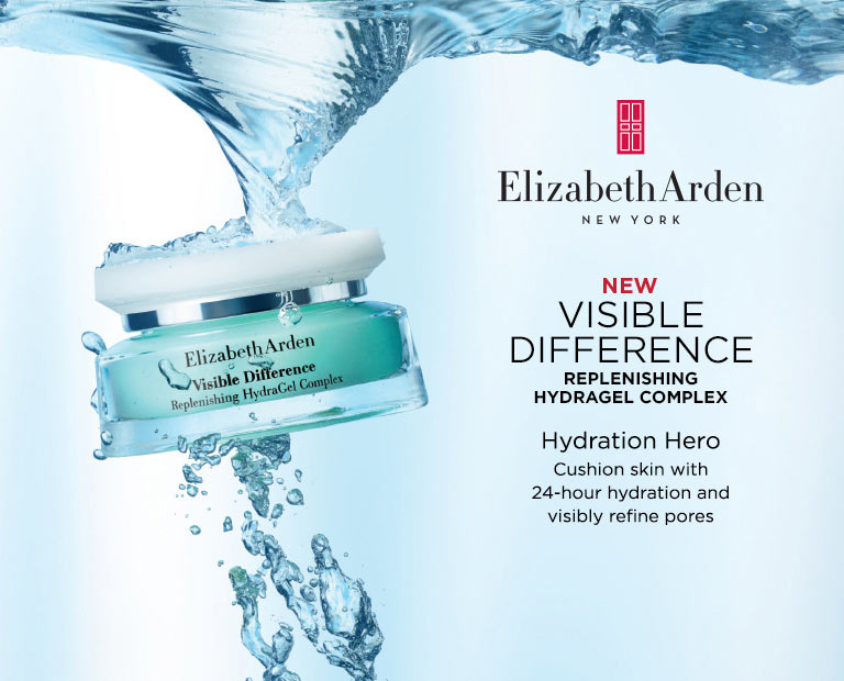 Elizabeth Arden South Africa : Visible Difference Skincare