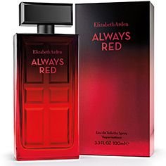 ALWAYS RED Eau de Toilette Spray